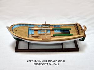 tatürk'ün kullandığı tekneler Anıtkabir'de sergileniyor