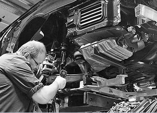 Otomotiv yan sanayi ihracat gelirleri parite etkisiyle düştü