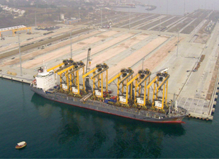 Çevreci liman Asyaport Türkiye'nin Avrupa'ya açılan kapısı olacak