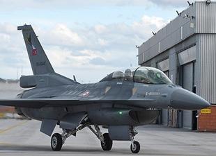 Modernize edilen son F-16 teslim edildi