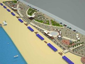 Karasu, Akdeniz sahillerine rakip olacak