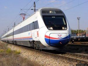 Konya – Antalya arası hızlı trenle 2 saate düşüyor