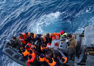 Akdeniz'de kaçak göçmen trajedisi bitmiyor