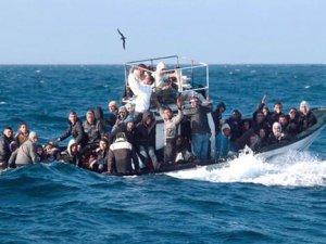 Akdeniz'de tekne battı, 400 göçmen öldü!