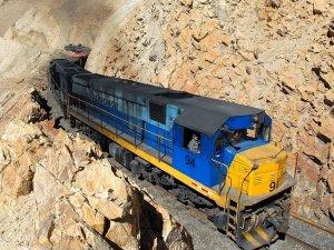 ABD'de Haftalık Demiryolu Trafik Hacmi azaldı