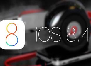 iOS 8.4 geliyor!