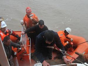 Çin'de genel kargo gemisi battı: 5 denizci kayıp
