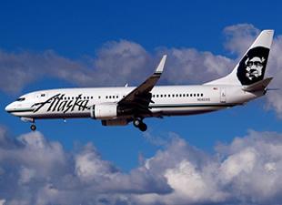 Yolcu uçağı kargosunda işçi mahsur kaldı