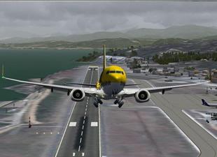 Trabzon Havalimanı trafiğinde artış