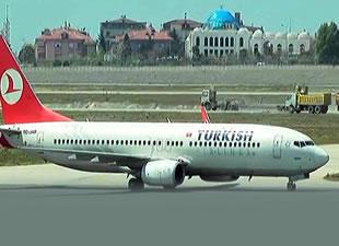 THY uçağına bomba ihbarı asılsız çıktı