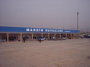Mardin'de yurt dışına ilk uçak kalkıyor