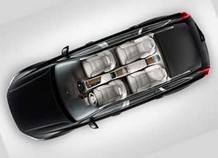Volvo XC90'ın 4 koltuklusu geliyor