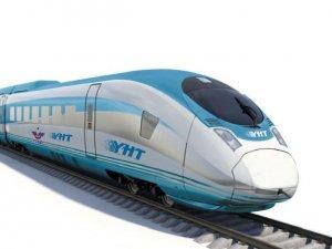 Hızlı tren seti sayısı 13'ten 125'e çıkarılacak