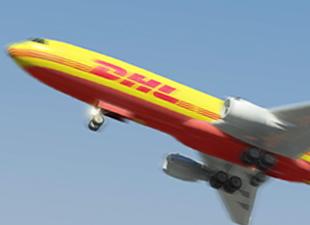 DHL için kilit nokta 3. havalimanı