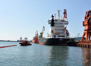 Erdemir'de liman hizmet ücretlerinde indirim yapıldı
