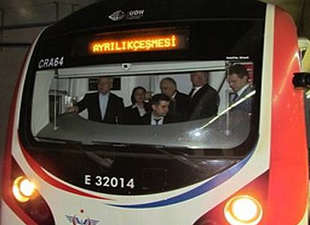 Moskova Belediye Başkanı Marmarayı ziyaret etti