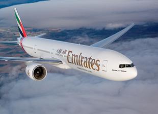 Emirates'ten 10 bin metre yüksekte hastane kalitesi