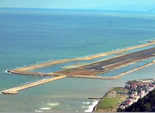 Denizdeki havalimanı, Arapların Karadeniz'e ilgisini artırdı