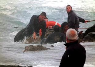 Sahil Güvenlik Ege'de 336 kaçak göçmen yakaladı