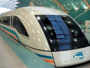 Demiryolunda 598 kilometre hızla uçacak