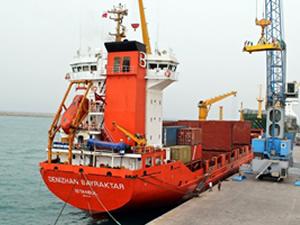 M/V DENİZ BAYRAKTAR, İtalya'nın Salerno Limanı'nda tutuklandı