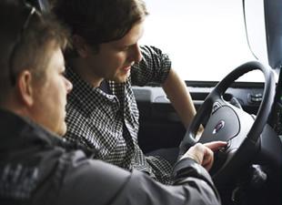 Scania'dan sürücü eğitiminde bir ilk