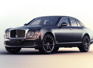 Bu Bentley'den 4 tane üretilecek