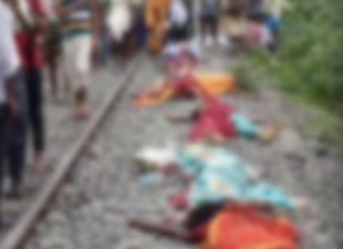 Kaçak Göçmenler Trenin Altında Kaldı: 14 Ölü