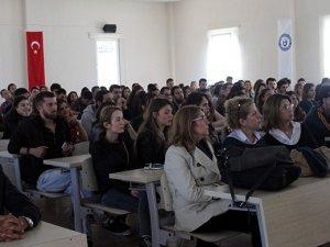 TAV İnsan Kaynakları Departmanı, öğrencilerle buluştu