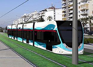 Konak tramvay hattının güzergahı değişti