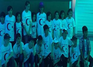 Pegasus ve TATCA'dan çocuklara İstanbul seyehati