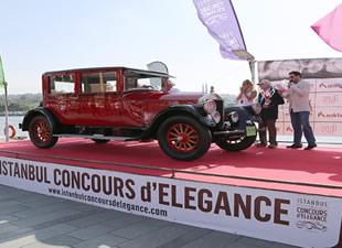Concours d'Elegance için geri sayım başladı