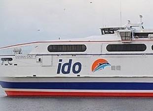 İDO Marmaray'a ücretsiz servis araçlarını artırdı