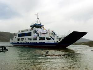 YÜTEK Gemi İnşa, peşpeşe feribotları suya indiriyor