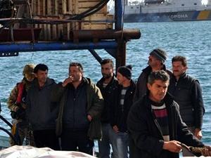 Ukrayna, Türk teknesine el koydu