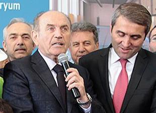 Topbaş'tan metro müjdesi