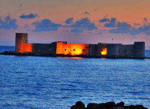 Mersin turizmi Kızkalesi'nden umutlu