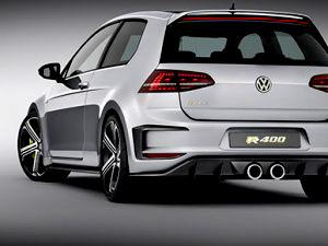VW'den Mercedes A45 AMG'ye rakip