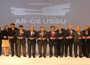Ford en büyük Ar-Ge tesisini açtı
