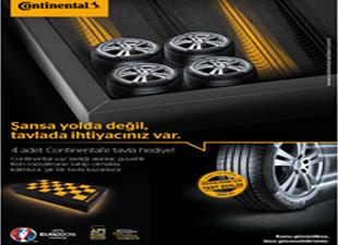 "Continental'den ""TAVLA"" kampanyası"