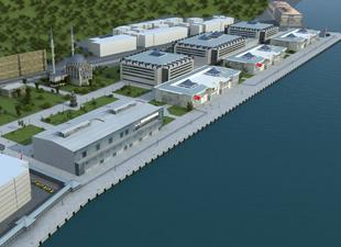 Galataport Projesi'nin ÇED raporu İstanbul Çevre ve Şehircilik Müdürlüğü'ne sunuldu