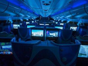 A380'e özel gösterim