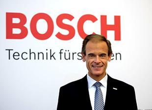 Bosch, tüm sektörlerde satışlarını artırdı