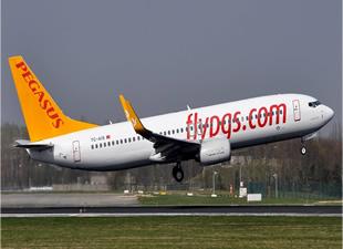 Pegasus'un Londra Gatwick uçuşları başlıyor