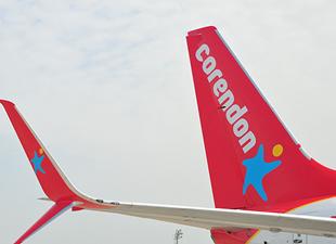 Coredon'un yeni uçağı ilk uçuşunu yaptı