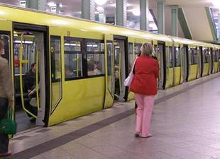Alman makinistler 6 günlük iş bırakma eylemi yapacak