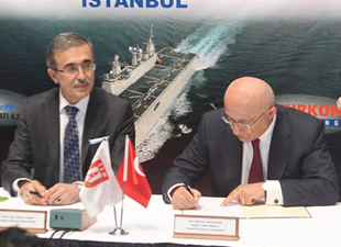 Havuzlu Çıkarma Gemisi 2021 yılında Deniz Kuvvetleri'ne teslim edilecek