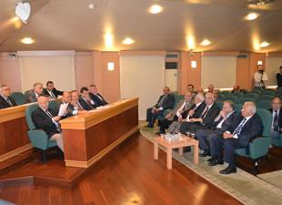 iMEAK DTO, Mayıs ayı Meclis toplantısında Deniz Haber Ajansı'na teşekkür