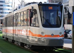 Gaziantep'in tartışmalı tramvayları 2015'in sonunda faaliyete geçecek