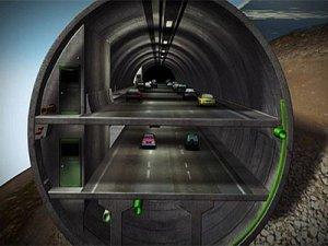 Avrasya Tüneli Projesi'nde son 1 kilometre